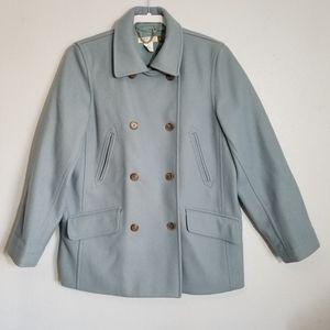 J. Crew Classic Pea Coat
